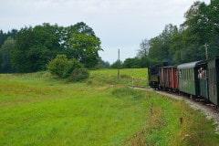 Jindřichohradecké místní dráhy 29.8.2009