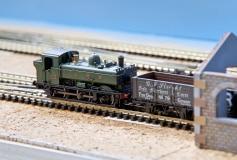 Model lokomotivy GWR 5724 (PANNIER)