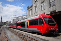 Luzern - St. Gallen
