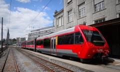 AB Abt 121 v St. Gallen