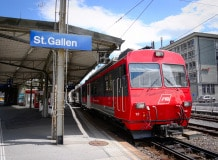 St. Gallen - Appenzeller Bahnen BDeh 4/4 12