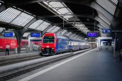Zürich HB - Re 450