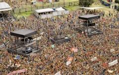 MiWuLa - DJ Bobo koncert, diváci