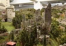 MiWuLa - zřícenina hradu