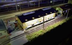 MiWuLa - osvětlené skladiště