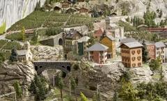 MiWuLa Švýcarská vesnice