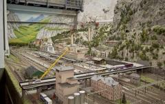 MiWuLa - Švýcarské nádraží