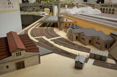 MiWuLa - železniční dílny