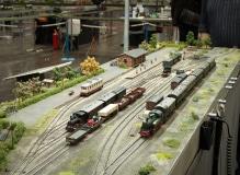 modell-hobby-spiel 2019 - nádraží