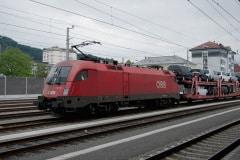 Salzburg Hbf - ÖBB 1016 022-4