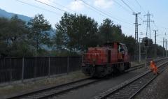 Golling-Abtenau - ÖBB 2070 015-9