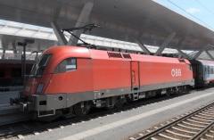 Salzburg - ÖBB 1016 050-7