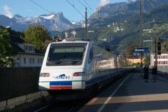Švýcarsko 2008