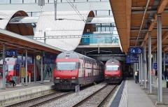 SBB, Bahnhof Bern